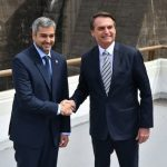 Bolsonaro machte sich vermutlich über Paraguays Weg lustig