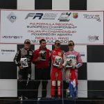 Formel 4: Joshua Duerksen fährt wieder auf Treppchen