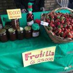 Freundschaftstag: Orchideen und Erdbeeren waren gefragt