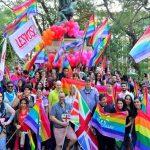 Gay-Pride-Marsch mit diplomatischer Unterstützung