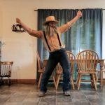 Wer sagt, dass Mennoniten nicht tanzen?