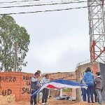 Anwohner im Aufstand gegen eine Mobilfunkantenne