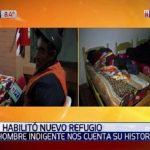Obdachlose lehnen Hilfe ab
