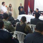 Für mehr Sicherheit in Boquerón