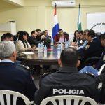 Sicherheitskonferenz im zentralen Chaco