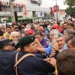 Gewaltbereite Taxifahrer pochen auf ihr Recht