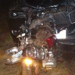 Fürchterlicher Unfall zwischen Motorrad und Auto – Drei Tote