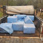 388 kg Kokain auf der Landebahn beschlagnahmt
