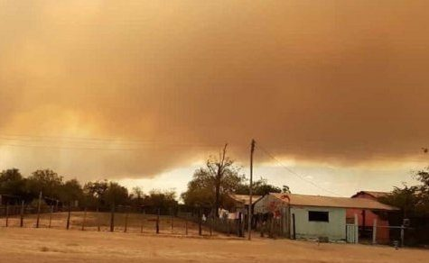 Großbrand im südamerikanischen Pantanal