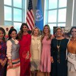 Die erste Konferenz der First Ladies aus Lateinamerika
