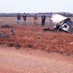 Flugzeugabsturz im Osten des Landes