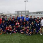 Paraguayische Fußballerinnen: Erster Sieg gegen Mexiko