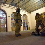 Theater wegen Gasgeruch evakuiert