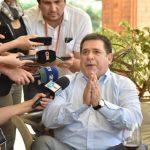 Interpol: Haftbefehl für Horacio Cartes ausgestellt