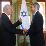 Mit Israel wieder ausgesöhnt