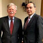 Trump's Sicherheitsberater lobt Abdo