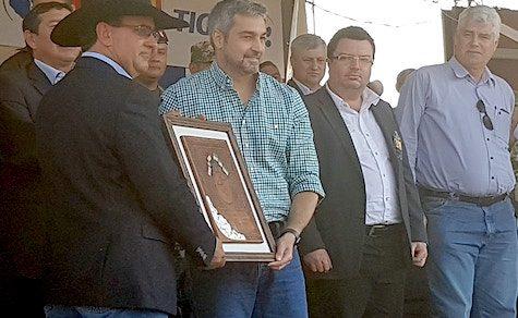 Chaco: 45. Expo Rodeo Trébol offiziell eröffnet
