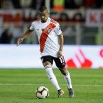 Nicolás de la Cruz von River Plate wurde festgenommen