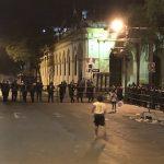 Demonstrationen für Amtsenthebungsverfahren nehmen zu