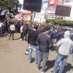 Ciudad del Este wird zur Demonstranten-Hochburg