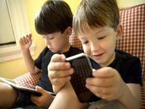 Das Smartphone und die Kinder