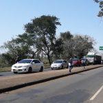 10 km Stau wegen Protesten von Landwirten