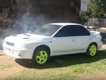 Subaru Impreza: Viel Dampf unter der Haube!