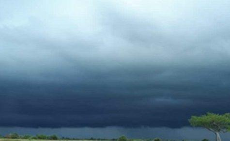 Höchste Alarmstufe: Erste Gewitter und Unwetter