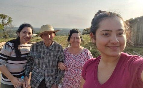 Bergtour mit 102 Jahren