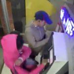 Geldautomaten-Räuber verhaftet