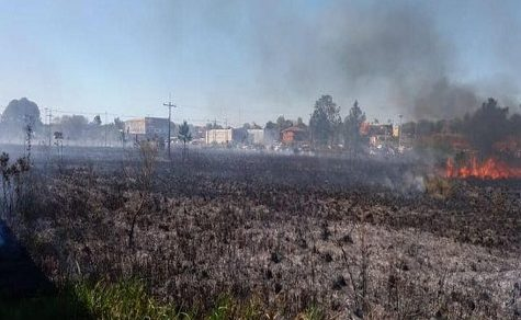 Feuerwerkskörper löst Großbrand aus
