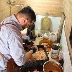 Ein Mann, ein Koch und seine Leidenschaft für Fisch