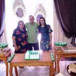 Rauschendes Fest zum 60. Geburtstag