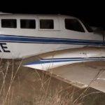 Notlandung: Drei Personen verletzt