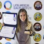 Unternehmerin des Jahres 2019 verstärkt ihre Präsenz im Ausland
