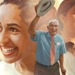 """""""Die Liebe versagt nie"""" – Kongress der Zeugen Jehovas 2019"""