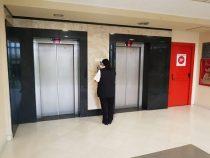 Aufzüge exklusiv nur für Abgeordnete