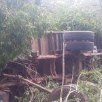 Bremsen versagen: LKW-Fahrer stirbt bei Unfall