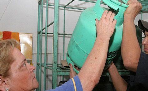 Sichere Küche: Kampagne, um Unfälle mit Gasflaschen zu vermeiden