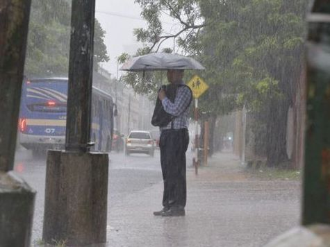 Meteorologen waren: Wochenstart mit ausgiebig Regen