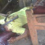Mit Machete abgetrennt: Leiche ohne Kopf gefunden