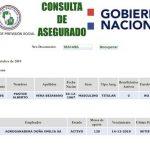 Willersinn: Abgeordneter als Angestellter der Nachbar-Estancia entlarvt
