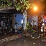 Haus brennt wegen Ratte ab
