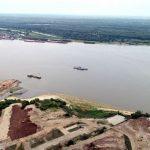 Flusspegel erreicht Rekordtief: Schifffahrtsverwaltung gibt hydrologische Warnung heraus