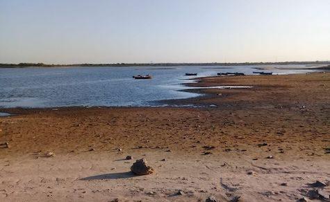 Pegel des Rio Paraguay sank um mehr als 6 m