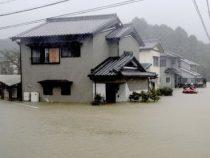 Taifun in Japan versetzt paraguayische Botschaft in Alarmbereitschaft