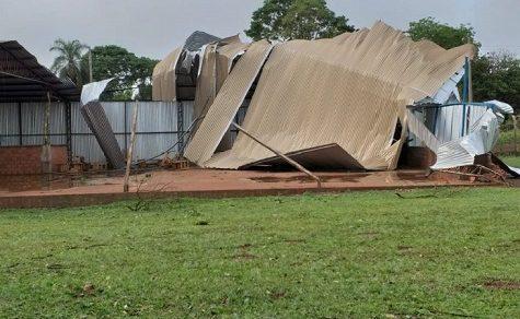Schwere Schäden nach Unwetter