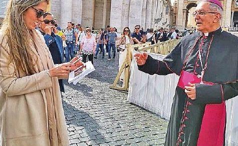 Papst wählt paraguayischem Bischof aus