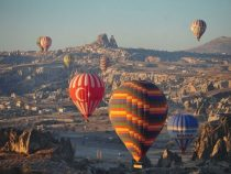 Türkischer Geschäftsmann will den Heißluftballon-Tourismus ankurbeln