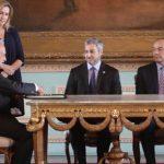 Neuer Botschafter für den Vatikan vereidigt
